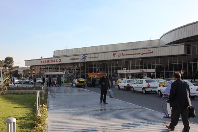 ターミナル2の外観