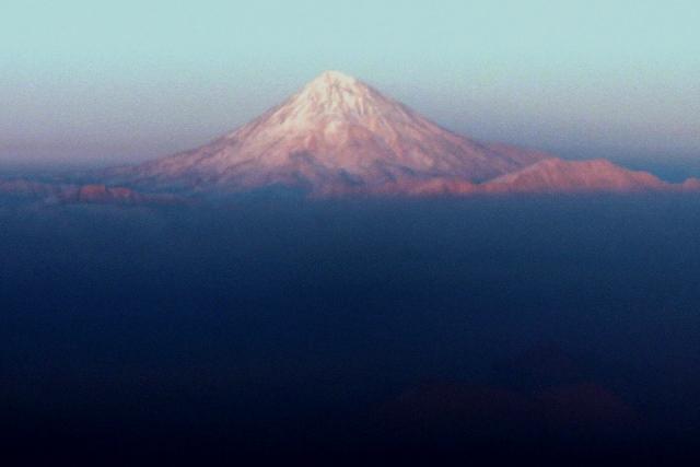 ダマーヴァンド山