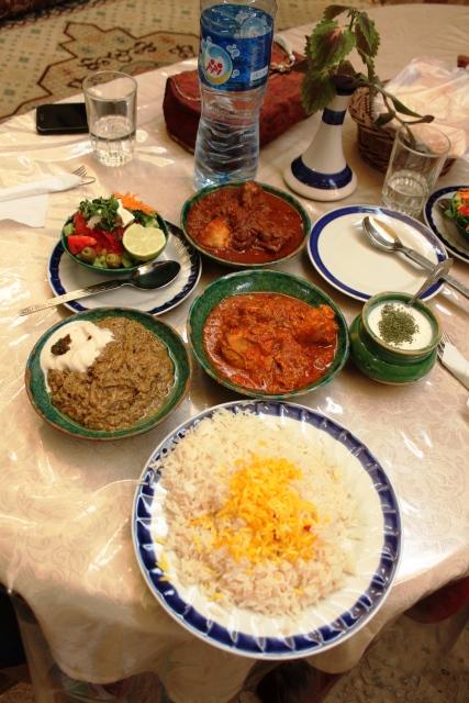 イランカレー