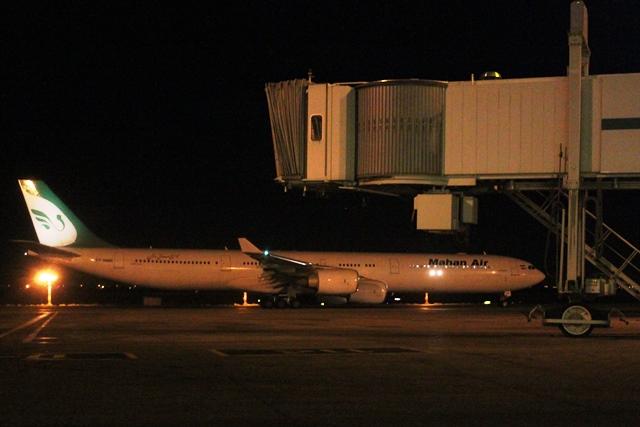 マーハーン航空A340-600