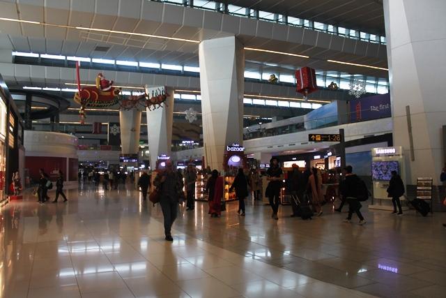 デリー空港第3ターミナル