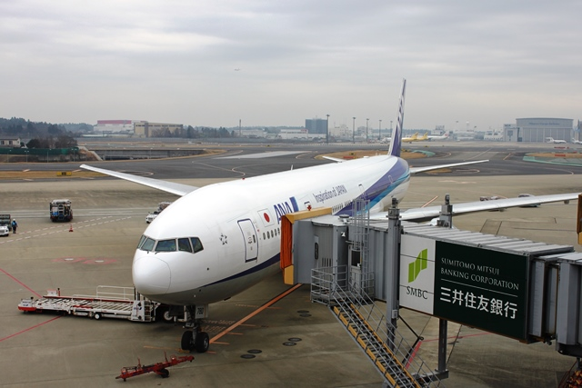 ANAB777-300ER機