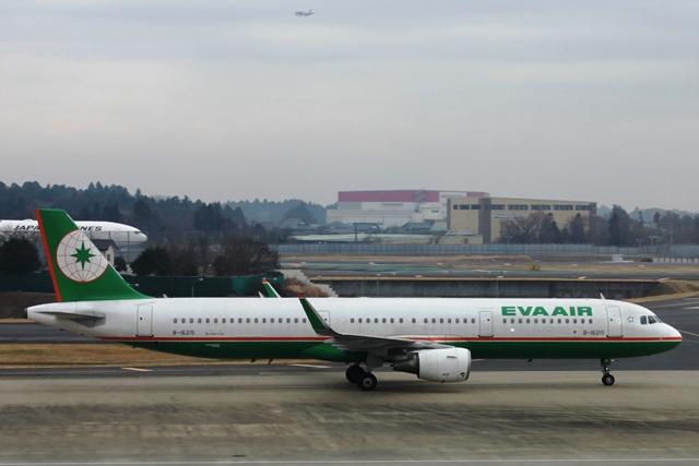乗ってみたいEVA航空のA321機
