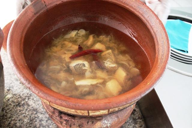 モルディブのフィッシュスープ