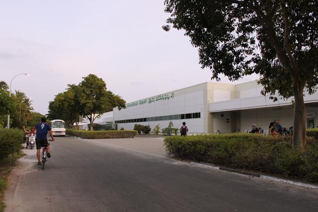 ガン国際空港