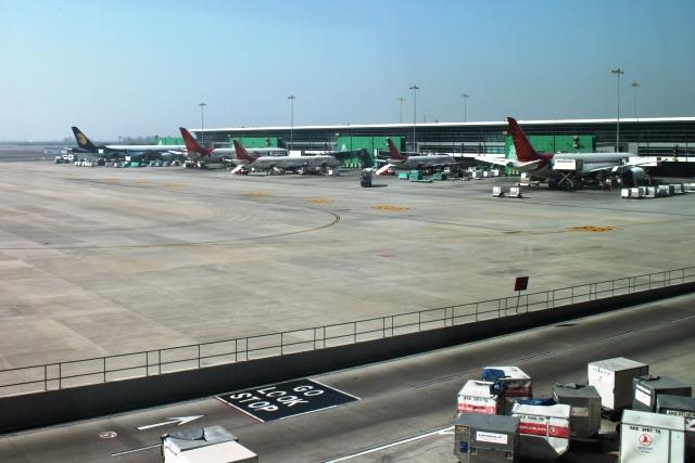 第3ターミナル外見