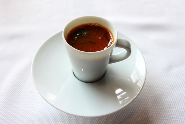 濃縮チキンスープ