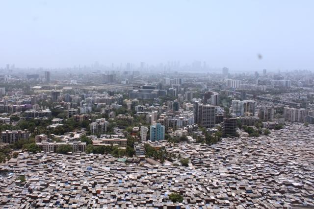 ムンバイ市街