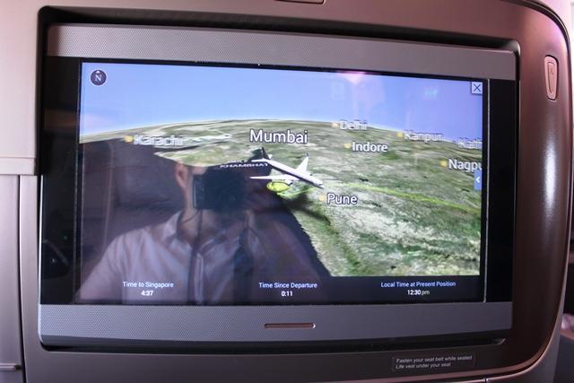 飛行マップ