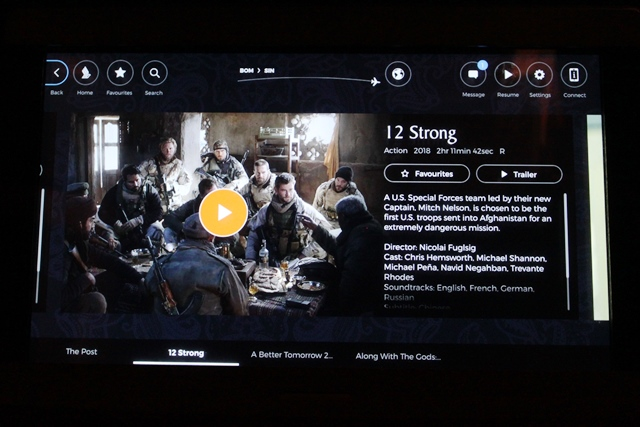 「12 Strong」の案内