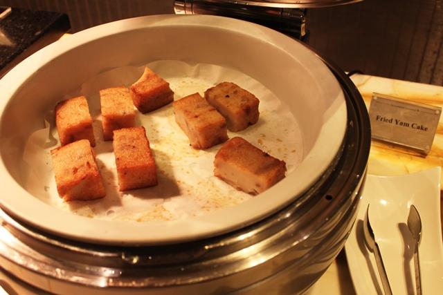 タロイモ焼き