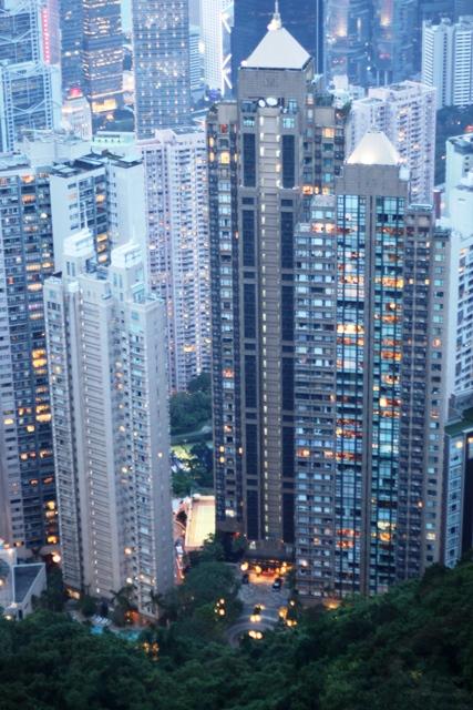 高層ビルの規模が凄い!