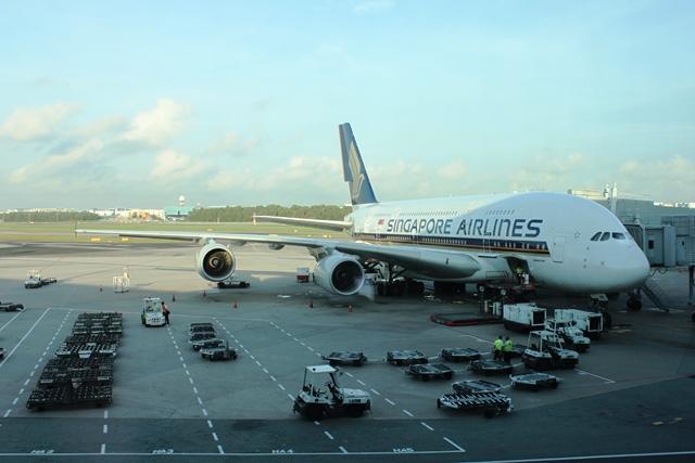 A380機