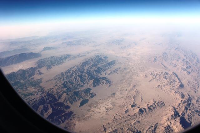 パキスタンの土獏地帯
