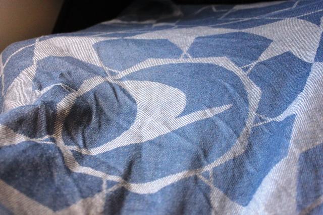 掛け心地が良い毛布