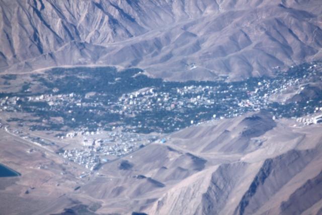 イランの街