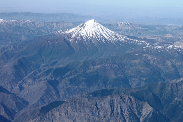ちょっと富士山みたいです