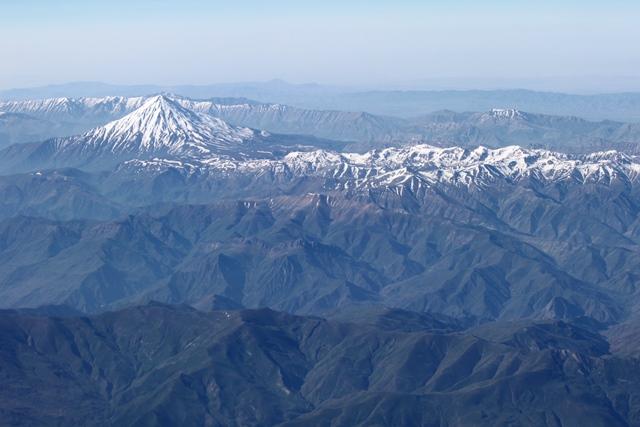 ダマヴァンド山