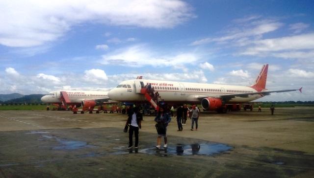 インパール空港
