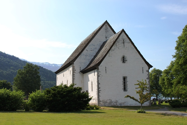 キンサルヴィク教会