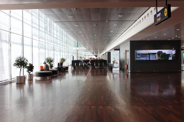 アーランダ空港の第5ターミナル