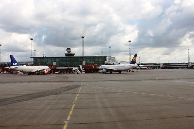 アーランダ空港ターミナル