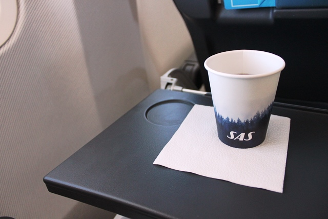 無料のホットコーヒー