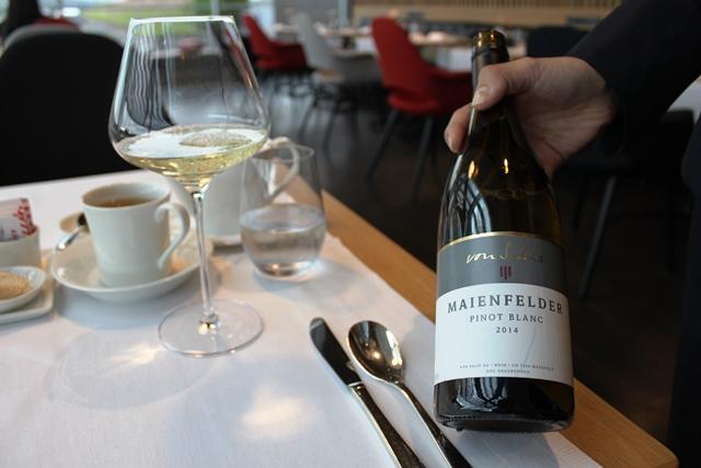 白ワインのピノ・ブラン