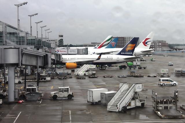 アイスランド航空757機