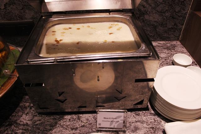 インドの米のミルク煮デザート