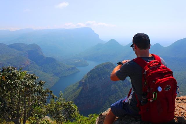 世界第3の渓谷ブライデリバーキャニヨン
