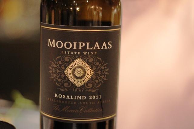 ペアリング用のワイン