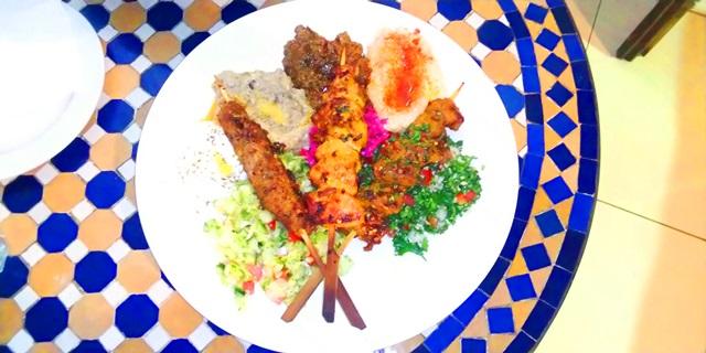 美味かったモロッコ料理