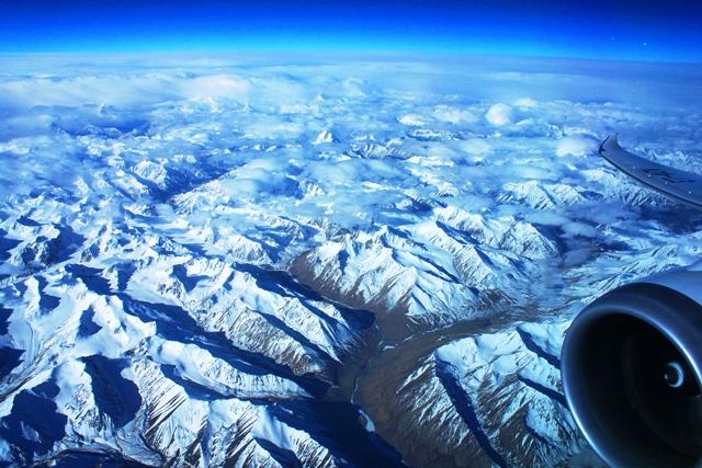 カラコルム山脈