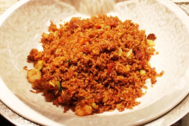 上海風炒飯