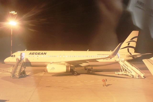 エーゲ航空A320