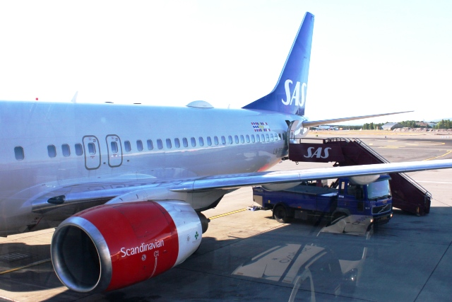 SASスカンジナビア航空737